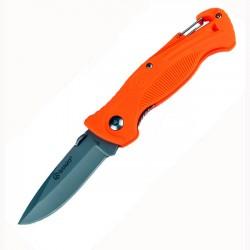 Складной нож Ganzo G611, оранжевый